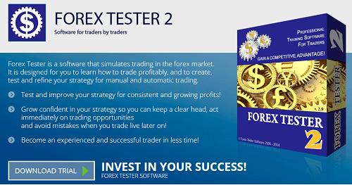 ForexTester 3- Trade Simulator